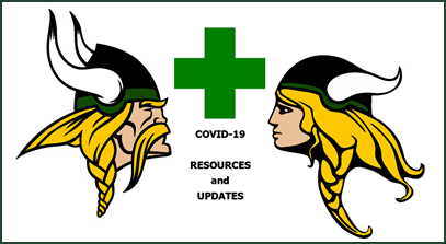 CASD COVID-19 Resources & Images Logo with border