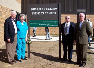 Kesseler Family Fitness Center-1