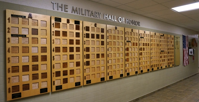 Hall Wall Photo 2015